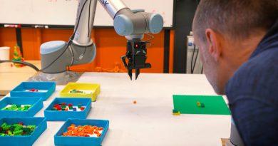 Brickbot   Фото: Autodesk