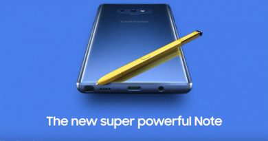 Samsung Galaxy Note 9 | Фото: SamMobile