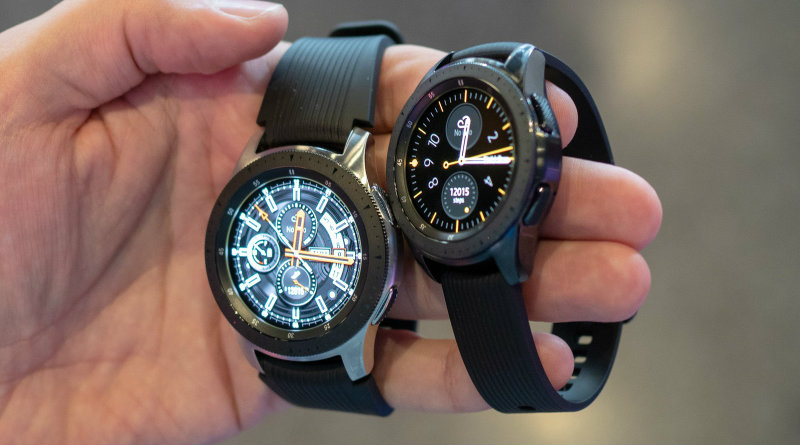 Samsung Galaxy Watch | Фото: androidcentral