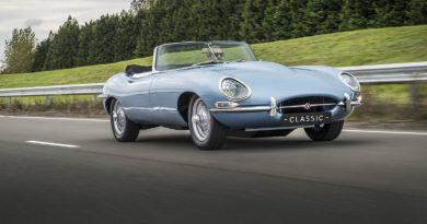 Jaguar E-Type | Фото: The Verge