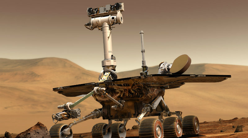 Opportunity | Фото: Time