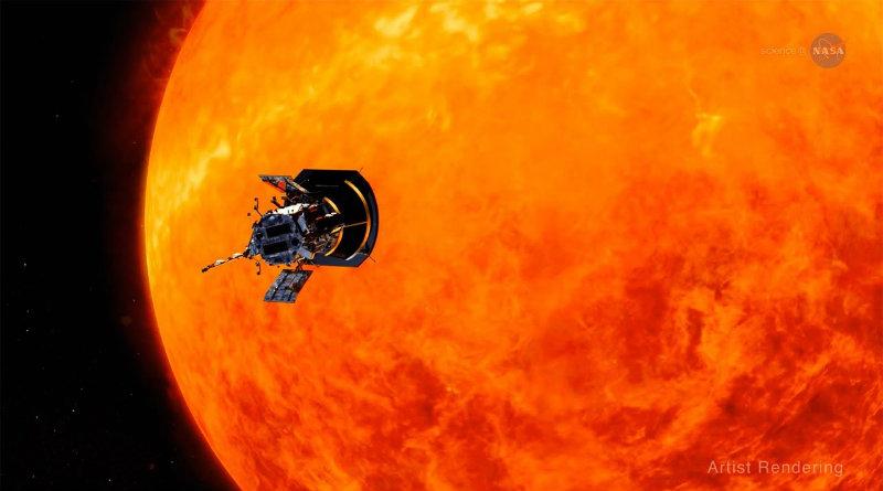 parker Solar Probe | Фото: ytimg