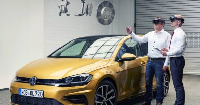 Volkswagen перешел на VR-моделирование