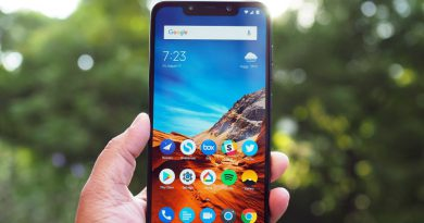 Pocophone F1 | Фото: Android Central