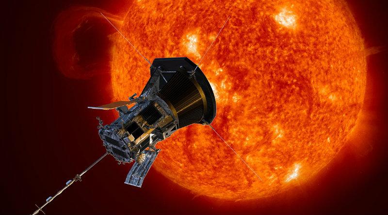 Parker Solar Probe   Фото: thespaceway