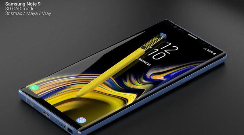 Samsung Galaxy Note 9 | Фото: flashfly