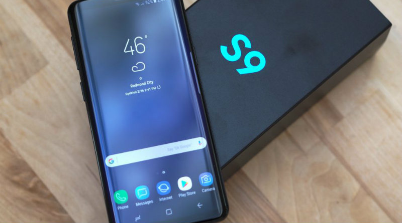 Galaxy S9 | Фото: slashgear