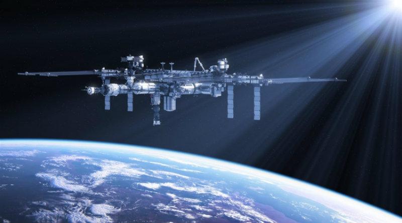 Космическая станция | Фото: 3dnews.ru