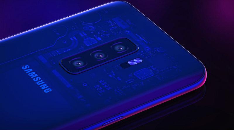 Samsung Galaxy S10 | Фото: wccftech