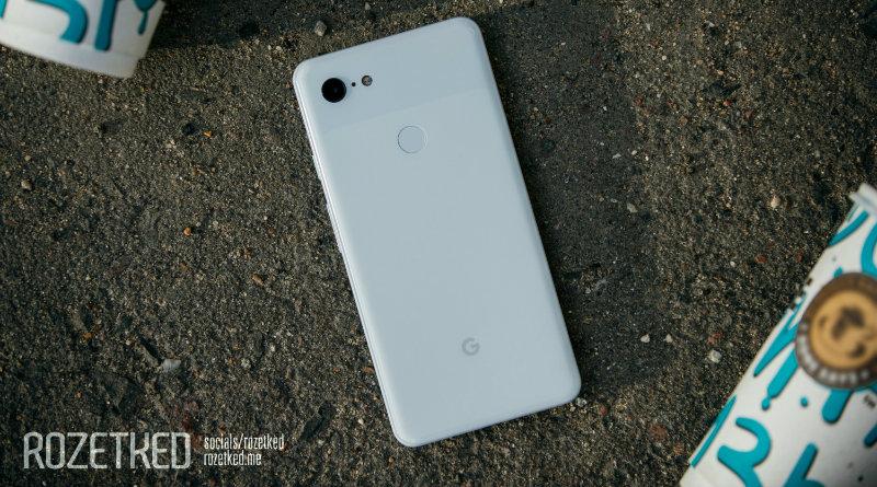 Google Pixel 3 XL   Фото: Rozetked