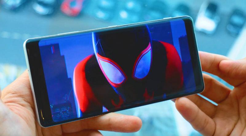 Sony Xperia XZ3 | Фото: chudo.tech