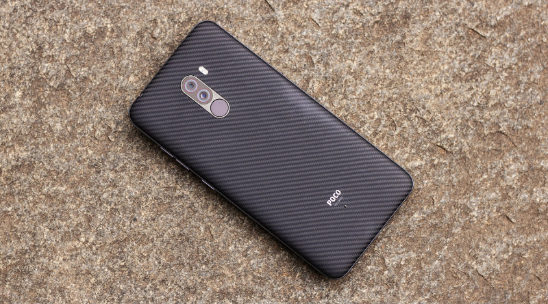 Xiaomi POCO F1 | Фото: Hi-Tech Mail