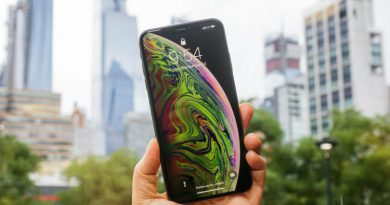 Дисплей iPhone Xs Max признали лучшим