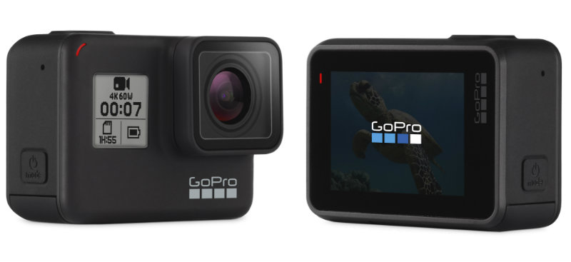 GoPro Hero 7 Black | Фото: GoPro