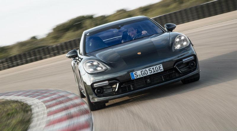 Porsche Panamera | Фото: drive.ru