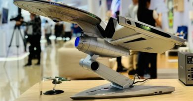 Lenovo Titanium Enterprise NCC-1701A | Фото: 3dnews.ru