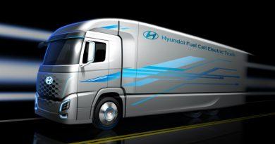Hyundai на водороде   Фото: Hyundai