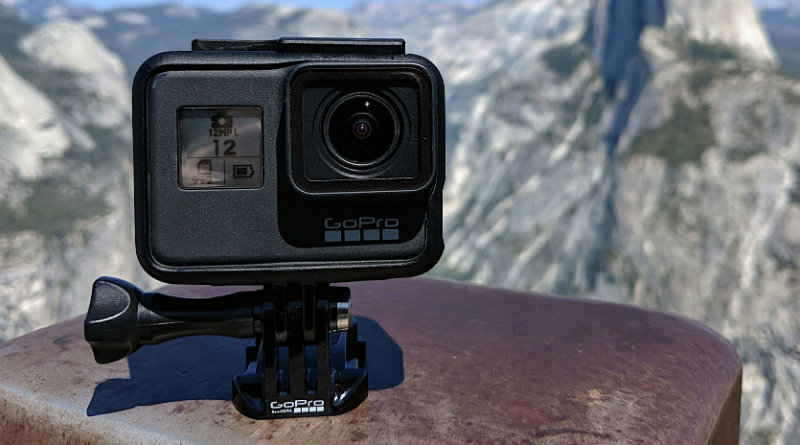 GoPro Hero 7 Black | Фото: Engadget