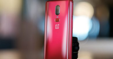 OnePlus 6 Red | Фото: Android Authority