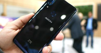 ZTE Axon 9 Pro | Фото: pocketnow