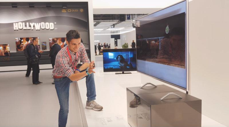 Panasonic IFA 2018 | Фото: chudo.tech