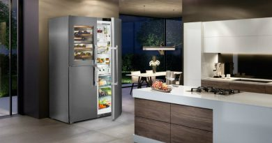 Смотрим холодильник за 350 000: что внутри?   Фото: LIEBHERR