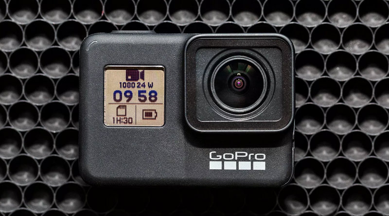 GoPro Hero 7 Black | Фото: The Verge