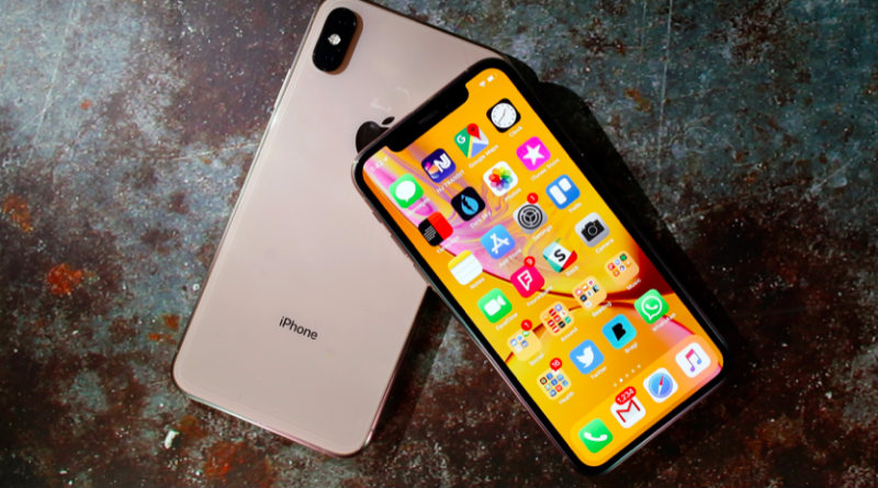 iPhone Xs Max | Фото: https://tech-touch.ru