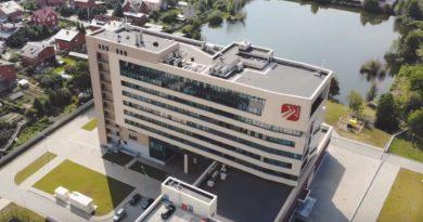 Смотрим офис СКБ «Контур» в Екатеринбурге