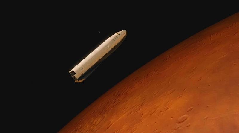 BFR | Фото: human Mars