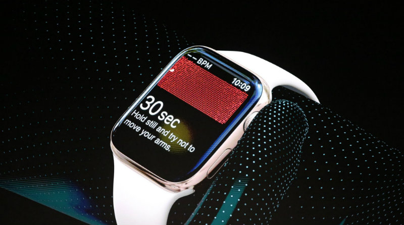 Apple Watch Series 4 | Фото: The Verge