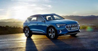 Audi представила электрический e-tron