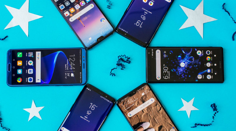 Android смартфоны | Фото: fonpit