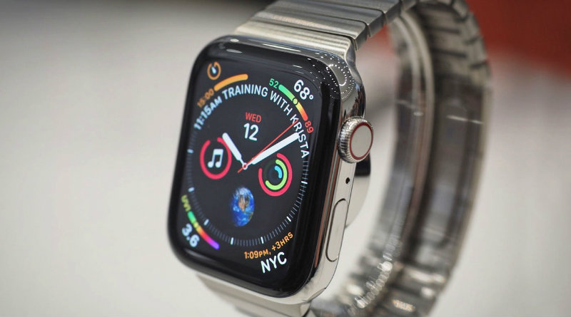 Apple Watch Series 4 | Фото: Engadget