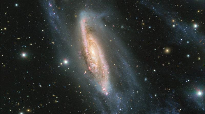 NGC 3981 | Фото: eso.org