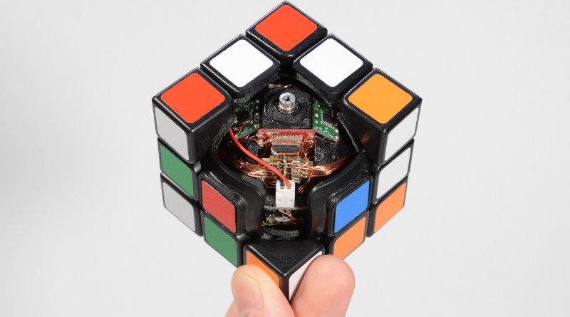 Кубик Рубика | Фото: https://tehnot.com