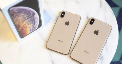 iPhone Xs оценили на ремонтопригодность