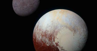 Плутон   Фото: ytimg