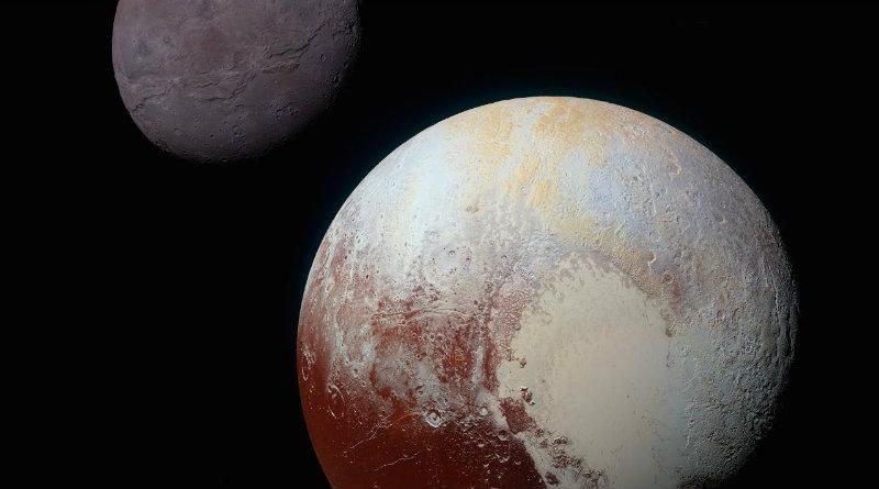Плутон | Фото: ytimg