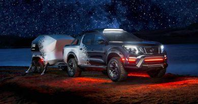 Nissan сделал обсерваторию на колесах