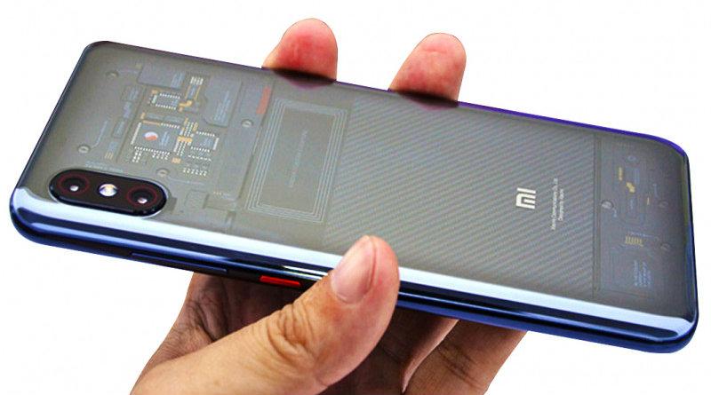 Xiaomi Mi 8 Explorer Edition | Фото: https://ru-mi.com