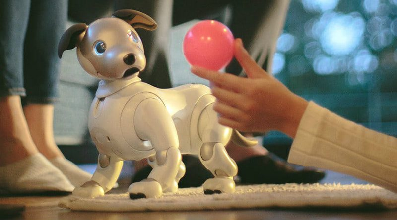 Sony Aibo | Фото: digitaltrends