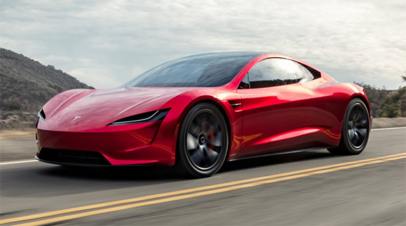 Tesla Roadster   Фото: Tesla