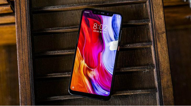 Xiaomi Mi 8 Explorer Edition | Фото: CNET