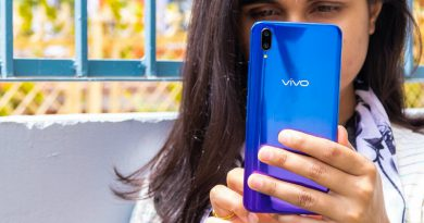 Vivo V11 | Фото: gadgetbytenepal