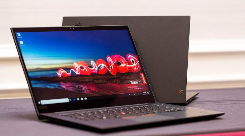Lenovo ThinkPad X1 Extreme | Фото: The Verge