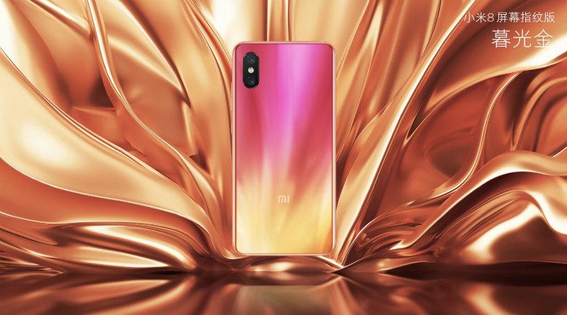 Xiaomi Mi 8 | Фото: Xiaomi