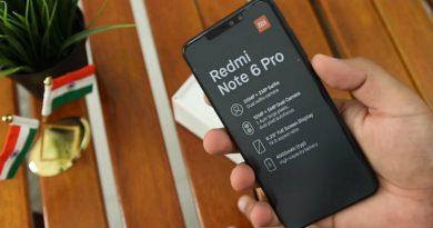 Xiaomi Redmi Note 6 Pro | Фото: bgr.in