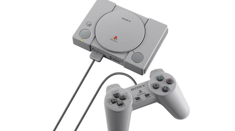 PlayStation Classic | Фото: Sony