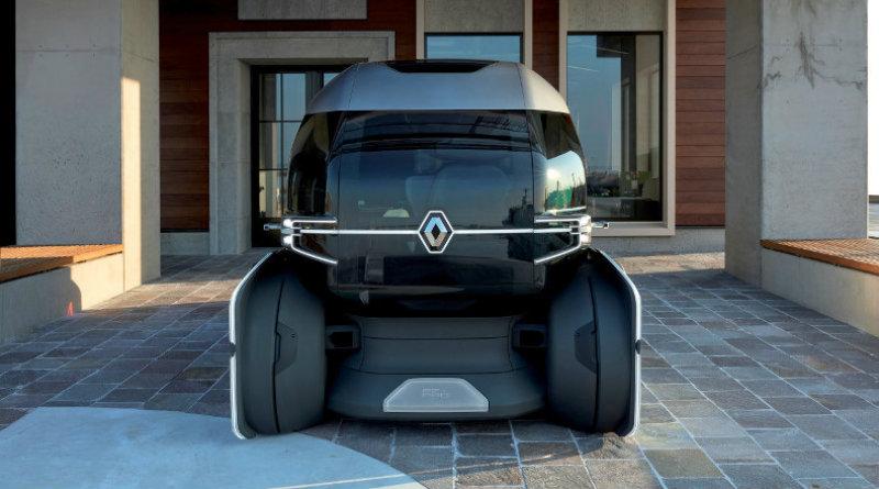 Renault EZ-PRO | Фото: Renault